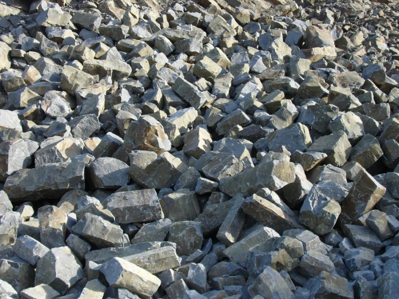 Cena kamene z lomu